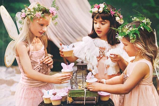 Hadas y magia de verano