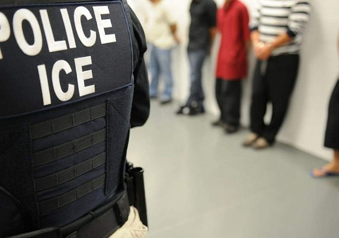 ICE detiene a 162 indocumentados en Los Angeles