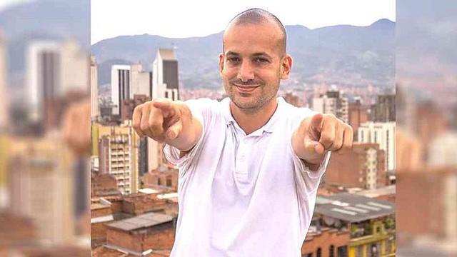 COLOMBIA. Santiago Jaramillo Botero, concejal del Centro Democrático en Medellín se une a Petro