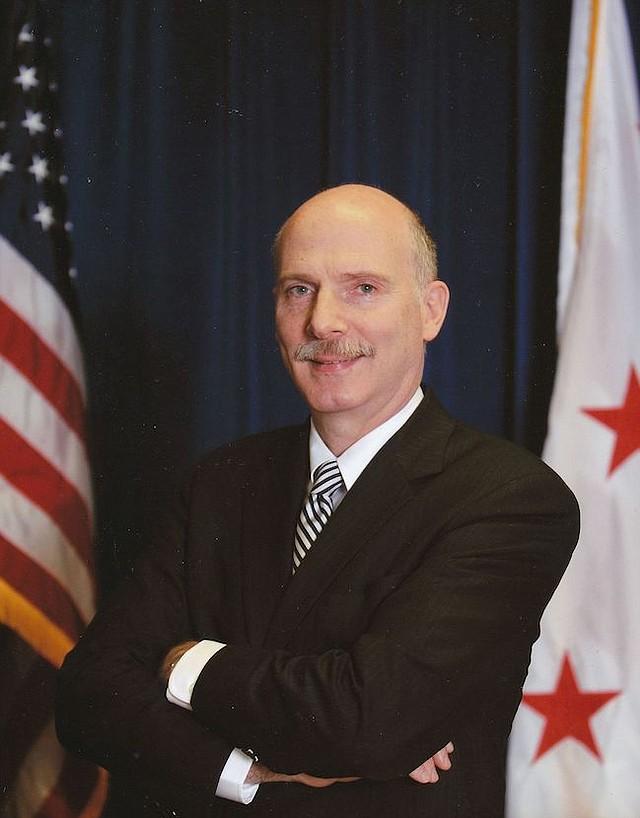 Phil Mendelson, una de las figuras políticas más influyentes de DC, busca la reelección como presidente del Concejo.