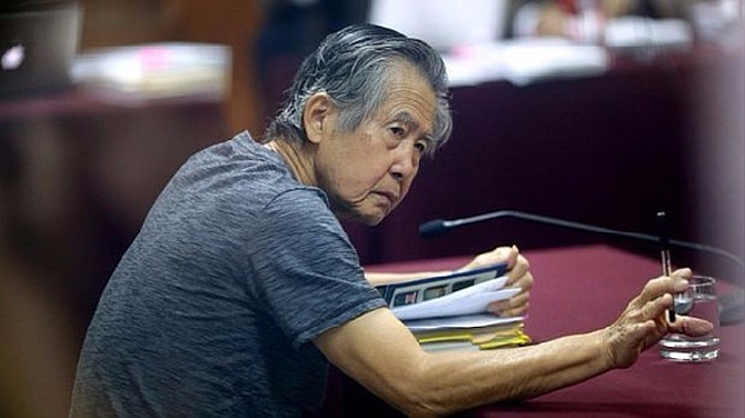 PERÚ. Corte IDH informó acciones sobre el indulto humanitario de Alberto Fujimori
