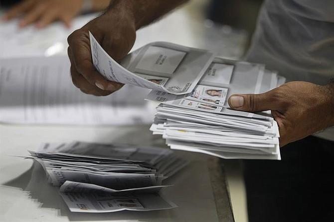 COLOMBIA. Iván Duque, fue elegido hoy presidente de Colombia con una votación todavía parcial de más de 9,6 millones de votos, con el 93,25 % de las mesas escrutadas