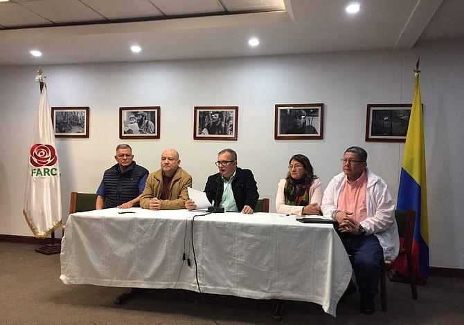 Las FARC toca la puerta de Iván Duque