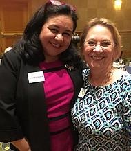 Grace Rivera-Oven. Activista, ex miembro de la Junta de Elecciones. Se lanza por primera vez para el Concejo de Montgomery para la representación general (At-Large).