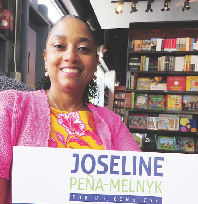 Joseline Peña-Melnyk. La delegada estatal por el distrito 21, de Prince George's, es de origen dominicano y está en el cargo desde el 2007.