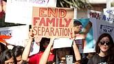 NACIONALES. Manifestantes exigen en fin de la separación de familias en Estados Unidos