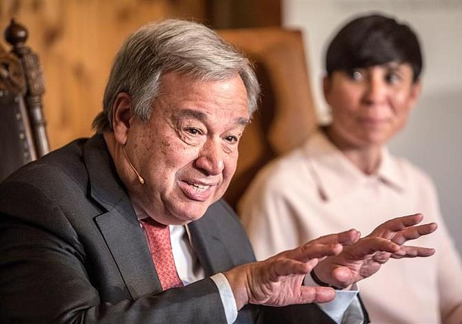 """La ONU asegura que """"habría preferido"""" que EEUU permaneciera en el Consejo de DDHH, según portavoz de António Guterres"""
