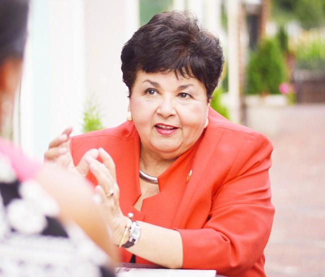 Ana Sol Gutiérrez. Tras 15 años en la Legislatura Estatal, la primera salvadoreña electa en Maryland, busca un asiento en el Concejo de Montgomery.