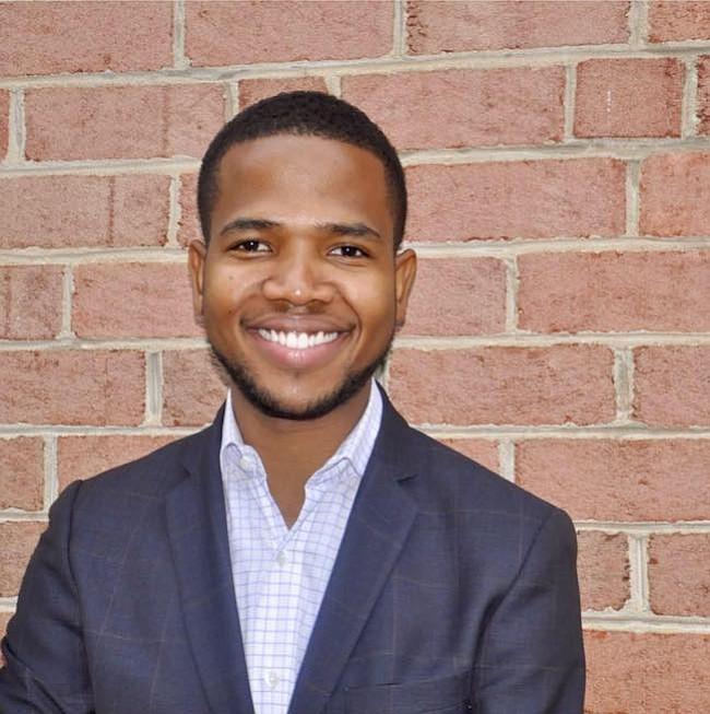Gabriel Acevero. El joven activista de Trinidad y Tobago y ascendencia venezolana, se lanza para delegado estatal por el distrito 39 de Montgomery.