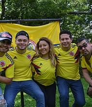 AMIGOS. Este grupo de amigos colombianos está conformado por David Otálvaro, Jorge Nieto, Giorgio Nieto y Leo Páez.