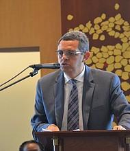 ACTIVISTA. Gustavo Torres, director ejecutivo de CASA, habló sobre cómo la desconfianza en las autoridades genera miedo.