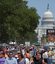 En 2018, el Festival se ubicará en el National Mall entre las calles 12va y 14ta