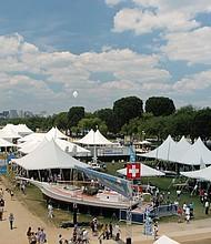 El Smithsonian Folklife Festival fue creado en 1967