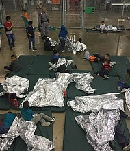MIGRACIÓN. Refugio para niños inmigrantes en situación irregular en Estados Unidos