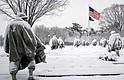 COREA. Monumento a los caídos en la Guerra de Corea, ubicado en Washington