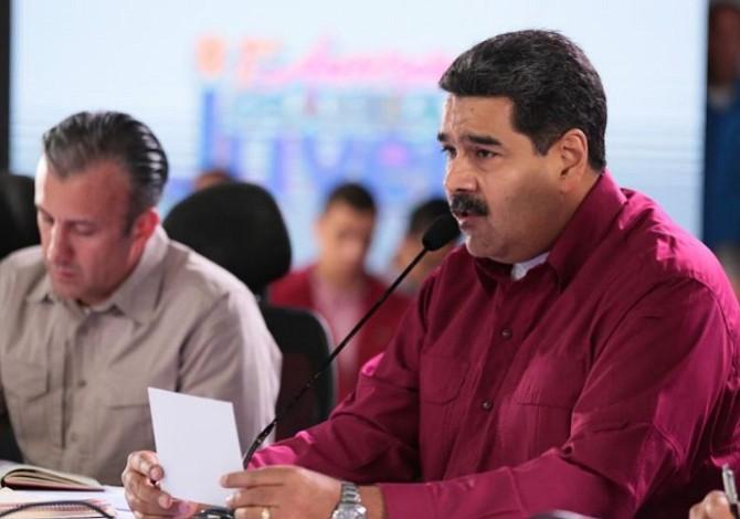 Nicolás Maduro reconoce el fracaso de su modelo económico, tras cinco años de descalabro en su mandato