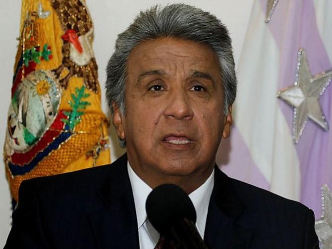 """ECUADOR. Moreno destacó que en su país """"no hay cabida para el odio"""""""
