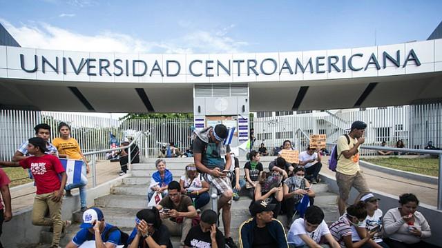 NICARAGUA. El país está envuelto en una dura crisis social