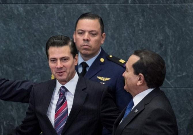 Peña Nieto pide a electores comparar las propuestas de los candidatos presidenciales