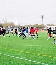 Round Rock Soccer Club impulsará un proyecto denominado Junior Academy, dirigido a niños y niñas de 5 a 10 años.
