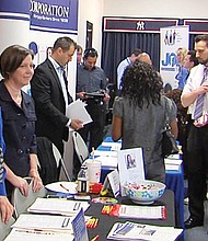 Feria de empleos
