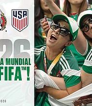 2026. Se jugarán 60 partidos en Estados Unidos, 10 en Canadá y 10 en México.