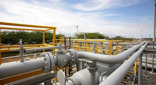 Restablecen servicio de gas natural para industrias y vehículos en el centro de Colombia