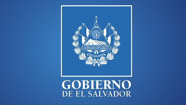 ELSALVADOR. Imagen del gobierno salvadoreño