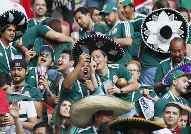FIFA abre expediente a México