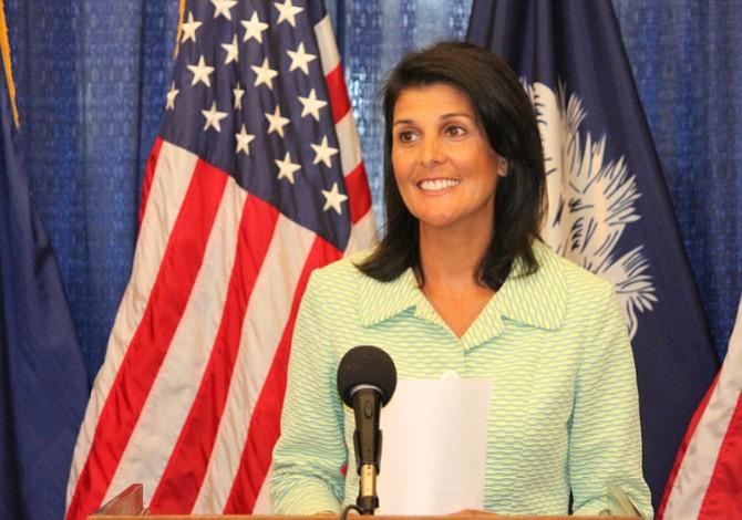 Embajadora Nikki Haley liderará delegación de EEUU para la investidura del presidente electo en Colombia Ivan Duque
