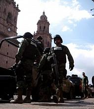 MÉXICO. La violencia ha sido protagonista en la campaña electoral