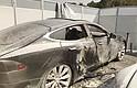 """""""Esto es lo que le pasó a mi marido y su auto hoy"""", escribió en su cuenta de Twitter la actriz estadounidense Mary McCormack"""