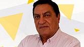 SUCESO. Fernando Ángeles Juárez fue ultimado en la entrada de su hotel