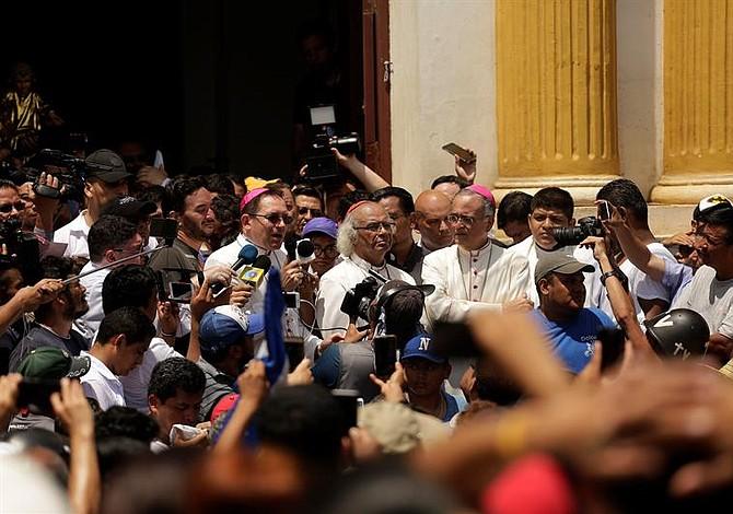 Masacre En Nueva Zelanda Video Completo Gallery: Obispos Lograron Frenar Una Nueva Masacre En Nicaragua