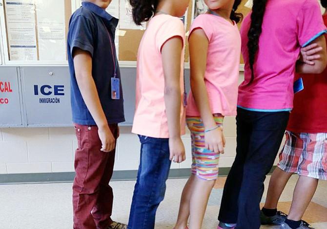 Uno de cada 5 niños detenidos en la frontera tiene menos de 13 años