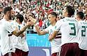MUNDIAL. México venció a Corea del Sur 2-1 este sábado