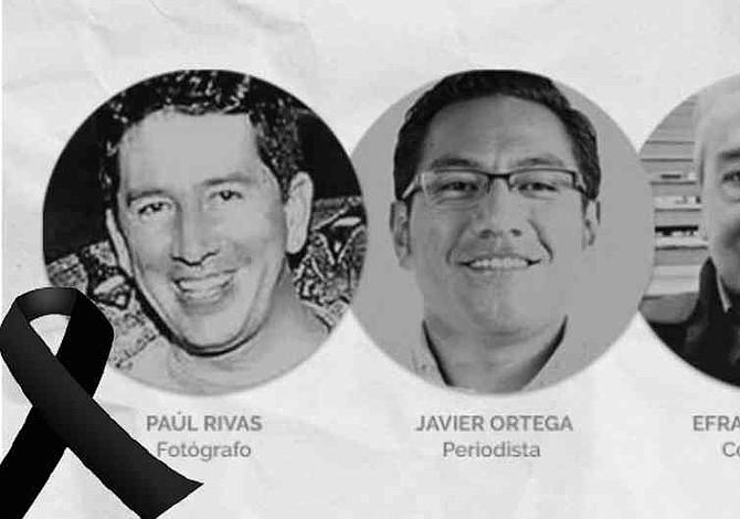 Cartas dentales: insuficientes para determinar si cadáveres corresponden a ecuatorianos