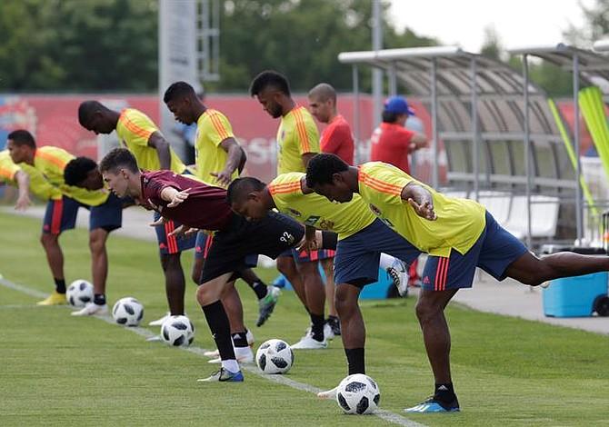 La selección de Colombia no jugará en la fecha FIFA que queda en 2018