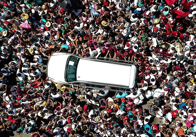 México finaliza este domingo la campaña más atípica de su historia