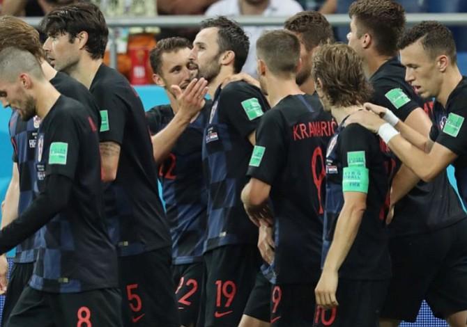 Croacia no falla y cierra su grupo con el pleno de puntos