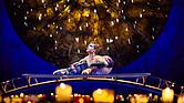 El ruso Aleksei I. Goloborodko de 23 años es considerado el hombre más flexible del mundo.
