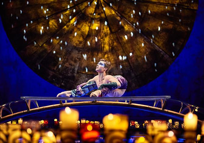 Último fin de semana para disfrutar la magia de Cirque du Soleil en Boston