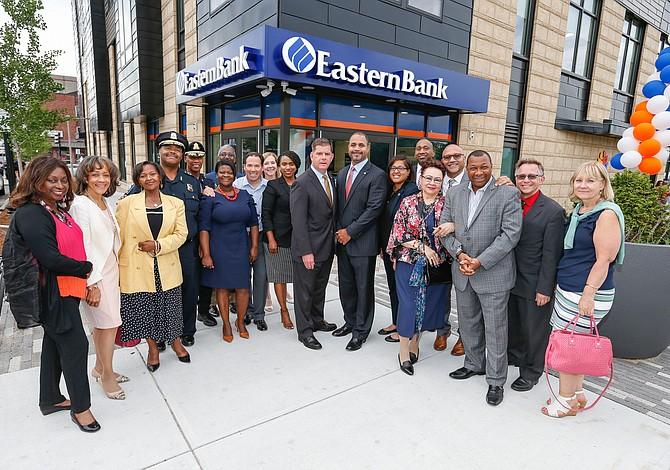 Eastern Bank abrió una nueva sucursal en Roxbury