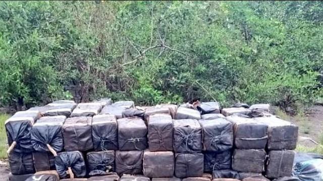 COLOMBIA. La droga pertenecía al disidente, según las autoridades