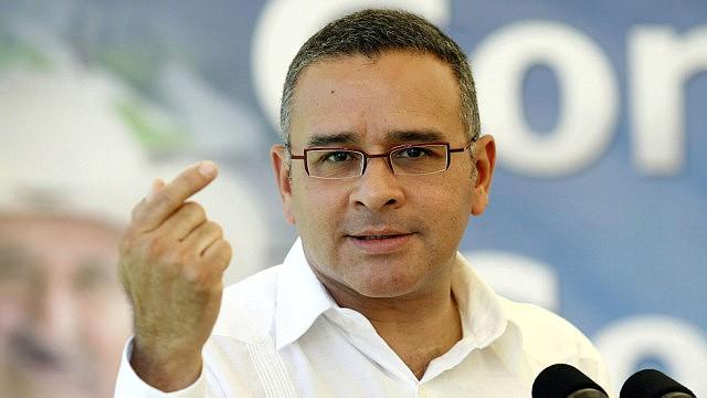 ELSALVADOR. Ex presidente de El Salvador Mauricio Funes