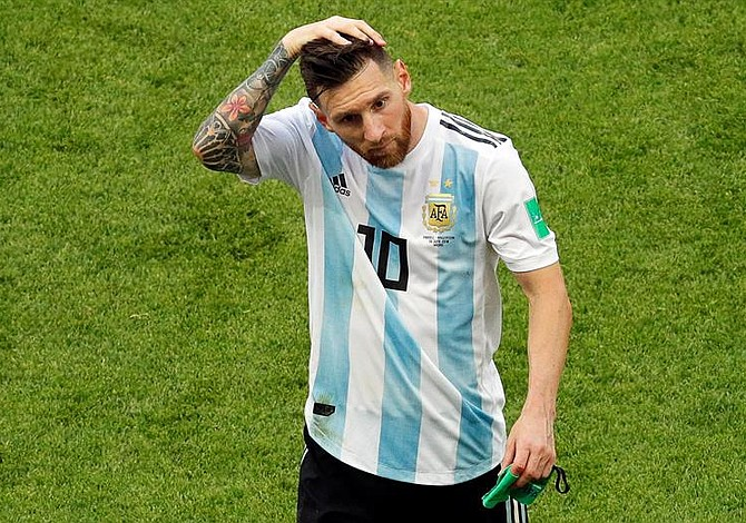 Argentina, demasiado castigo