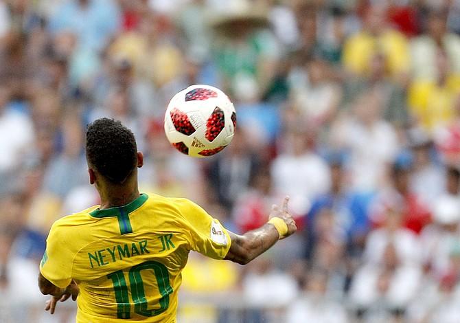 Brasil muestra su dominio y gana en su visita a Estados Unidos