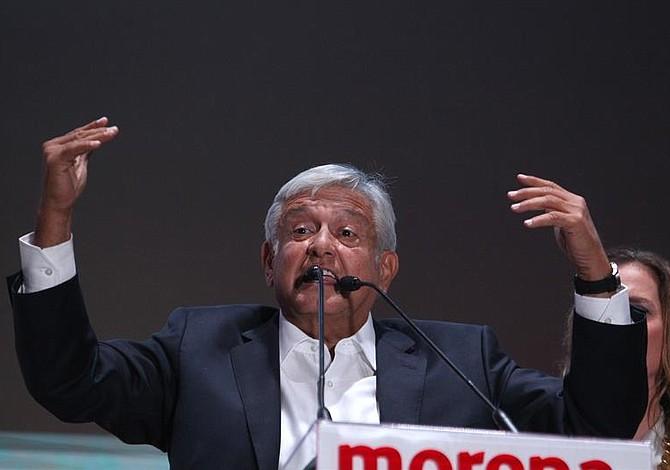 López Obrador invitará a Donald Trump a su toma de posesión el 1 de diciembre en México