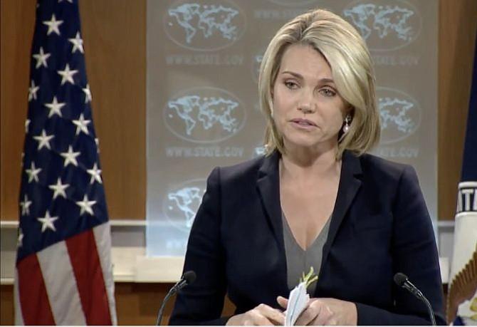 Heather Nauert renuncia al cargo de embajadora de Estados Unidos ante la ONU