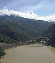 COLOMBIA. Antes de que finalice el año, se espera esté la presa terminada con el lleno definitivo